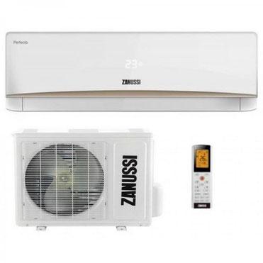 ZANUSSI air conditioner error codes