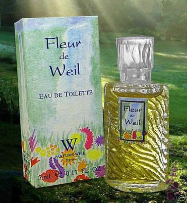 FLEUR DE WEIL - MINIATURE EAU DE TOILETTE 5 ML