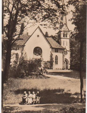 Friedenskirche 1970