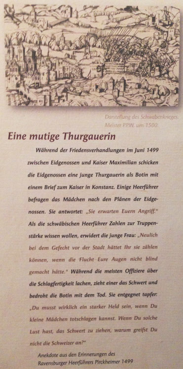 Tafel im Rosgartenmuseum Konstanz; Text T. Engelsing