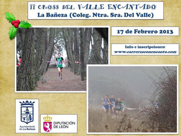 II Cross Valle Encantado