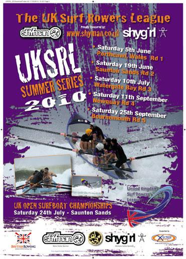 affiche UKSRL open