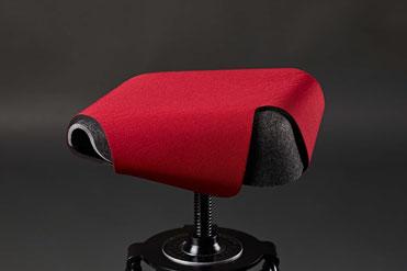 Poponaut Cover Dark Red