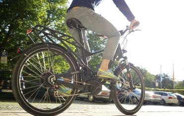 e-Bike Komfort Pedelec einstellen