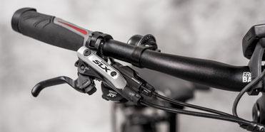 e-Bike Komfort Lenker
