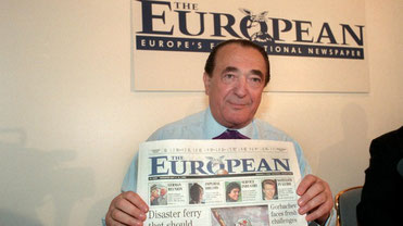 Robert Maxwell - (picture alliance / dpa / Oliver Multhaup)