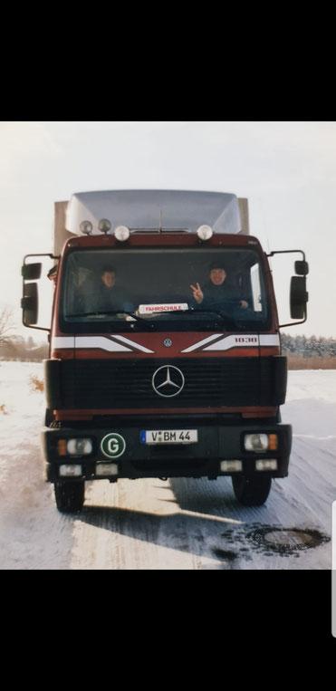 LKW MB SK 1999