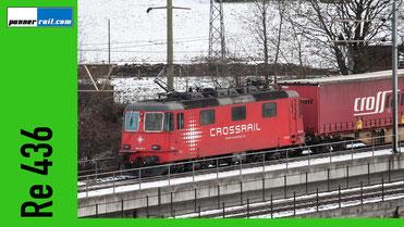 Crossrail Re 436