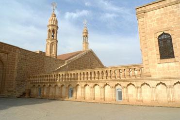 Kloster Mor Gabriel (Photo: Christian Meyer, September 2011)