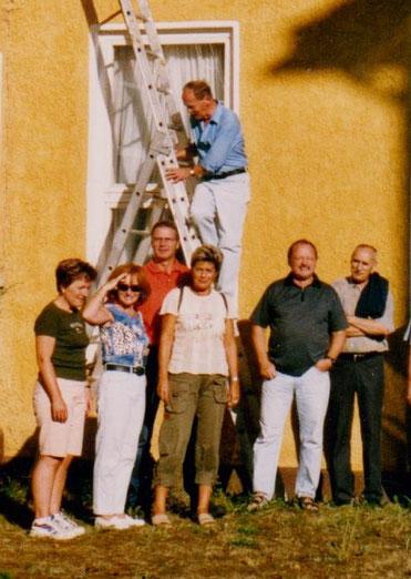 Carmen Hartmann, Heidi Brüsch, Uwe Kühnert, Karin Barf, Klaus Brüsch +, Konrad Lössl, Claus Peter Ruhmann