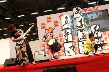 渡部裕子 hirokowatanabe  japan expo 2015