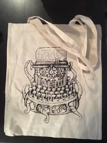 Stofftasche von Akzynth