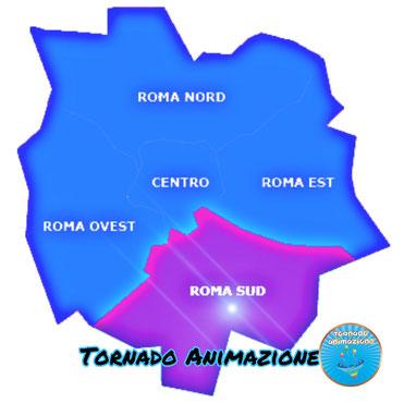 sala feste per bambini roma sud