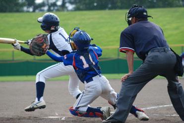 草野球で腕が挙がらない、もしかして四十肩?