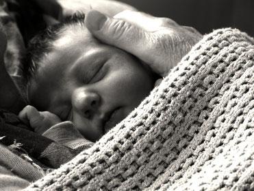 Bild: Osteopathie für Kinder und Säuglinge/Baby