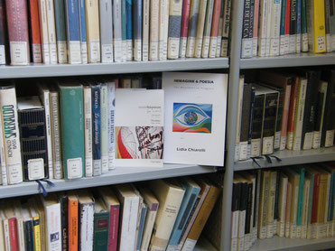 Books on show at San Remo Library