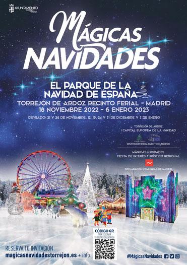 La Navidad en Torrejón de Ardoz Programa