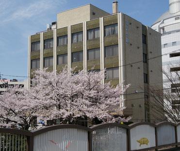 教育会館外観