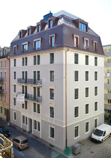 MFH Bireggstrasse 14, Luzern / 2014
