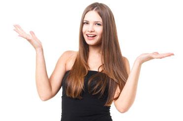 いくら腰を治療しても腰痛が治らない女性