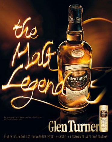 Campagne Glen Turner, agence TBWA