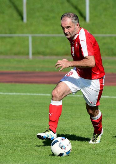 Stéphane Chapuisat - ehem. Nationalspieler