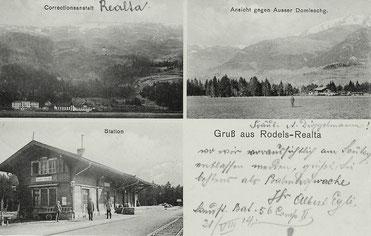 Verlag O. E. Zürich, gestempelt 21.08.1914