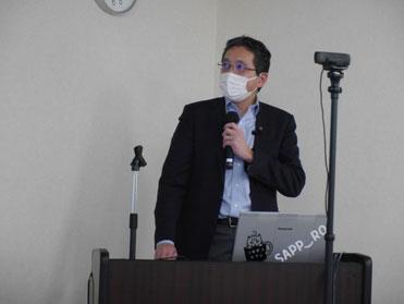 ビレッジハウス・マネジメント株式会社 北海道支社長の中本篤司さん