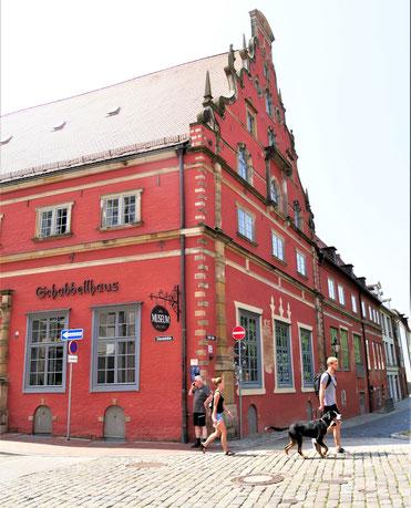 Wismar Reise Tipps: Das Schabbelhaus