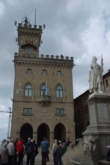 Rathaus San Marino