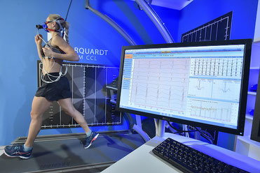 Dr. Matthias Marquardt - Spiroergometrie - leistungsdiagnostische Untersuchung