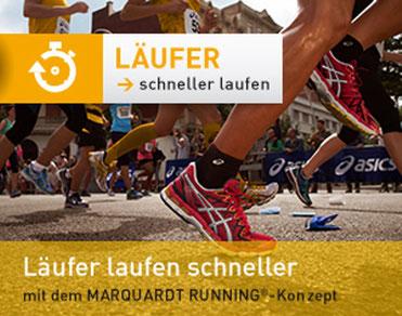 Dr. Matthias Marquardt - Trainingspläne für Läufer