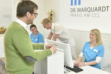 Dr. Matthias Marquardt - Laktatdiagnostik - Befund