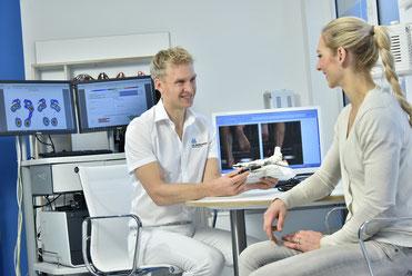 Dr. Matthias Marquardt - Spiroergometrie - Anamnese