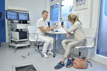 Dr. Matthias Marquardt - Gang- und Laufanalyse - Befund & Therapie