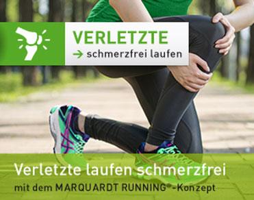 Dr. Matthias Marquardt - Trainingspläne für Verletzte