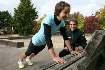 Dr. Matthias Marquardt - Personal Training - Individuelles Athletiktraining