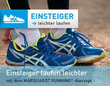 Dr. Matthias Marquardt - Trainingspläne für Einsteiger