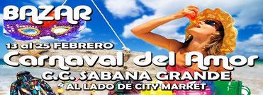 Carnaval del Amor - Bazar El Rincón