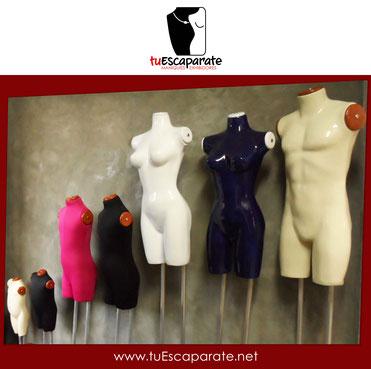 ¡Exhibidores de Joyas y Maniquíes, visita nuestra tienda en línea, estamos a la orden para atender tu pedido!