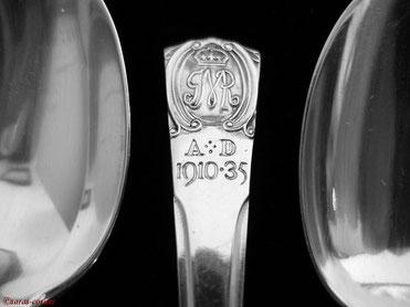 Sterling Silber Teelöffel aus England