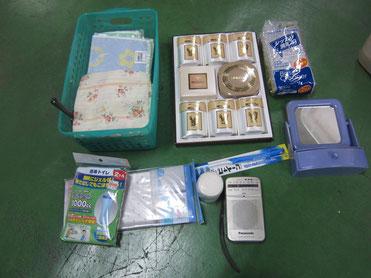 日用品|石鹸|シャンプー|寄付|独居|チャリティー|高齢者