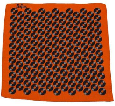 The Beatles Einstecktuch orange