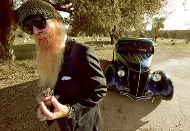 Billy Gibbons ZZ TOP