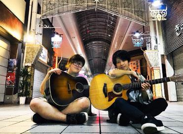 もに☀︎すた:香川を中心に活動中のアコースティックデュオ
