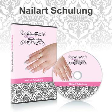 DVD Nailart Schulung