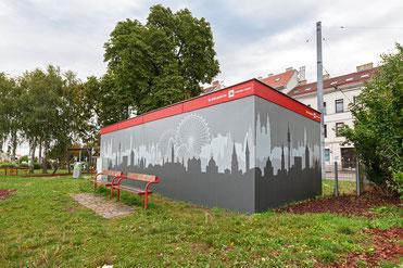 Wien Wiener Linien Riesenrad