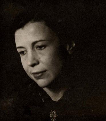 Portrait de Kay Swift, réalisé par George Gershwin en 1935