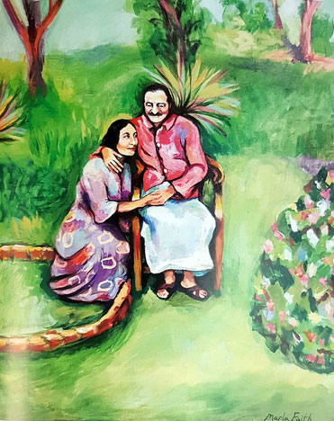 Baba and Mehera
