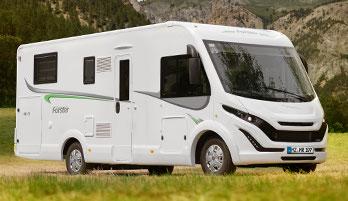 Forster Reisemobile Integriert
